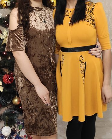 Женские платья. .  .  . . .