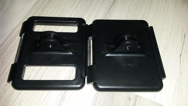 Gopro Hero 3 drzwiczki czarne solidne.