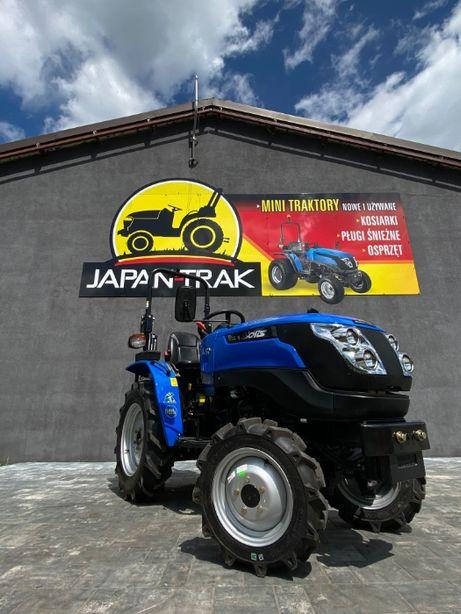 Solis 20 4WD wspomaganie kierownicy,minitraktor, JAPAN TRAK