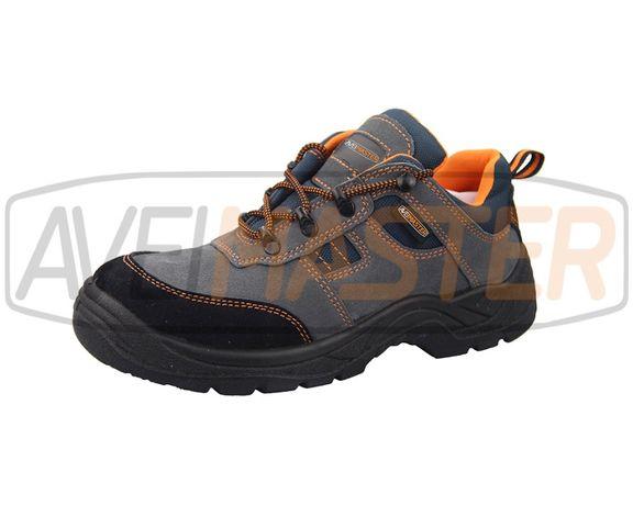 Sapato de Seguranca Cinza S1P Comp A1201