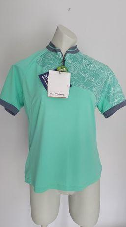 VAUDE damski T-Shirt ican II koszulka rowerowa 42