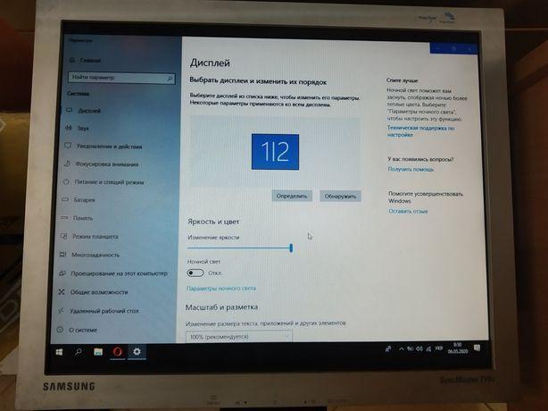 Монітор до комп'ютера Samsung