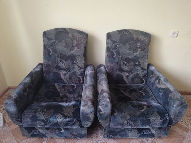 Dwa fotele oddam