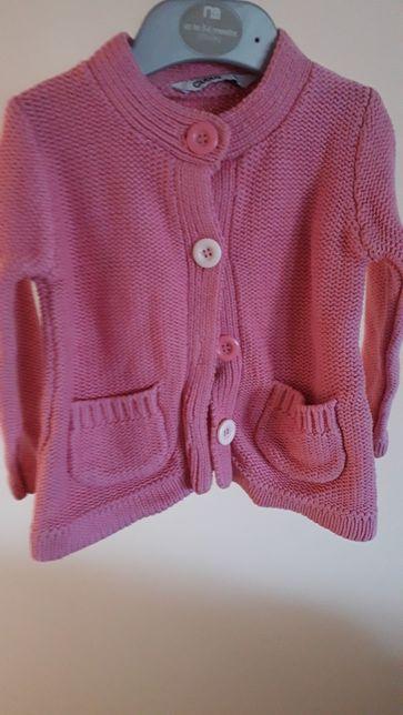 Śliczny gruby ciepły sweterek Cubus