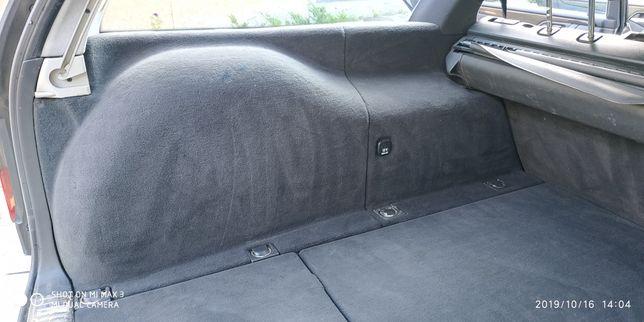Обшивка, Mersedes, W210, багажника, задней, ляды