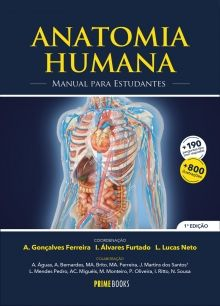 Anatomia Humana - Manual para Estudantes