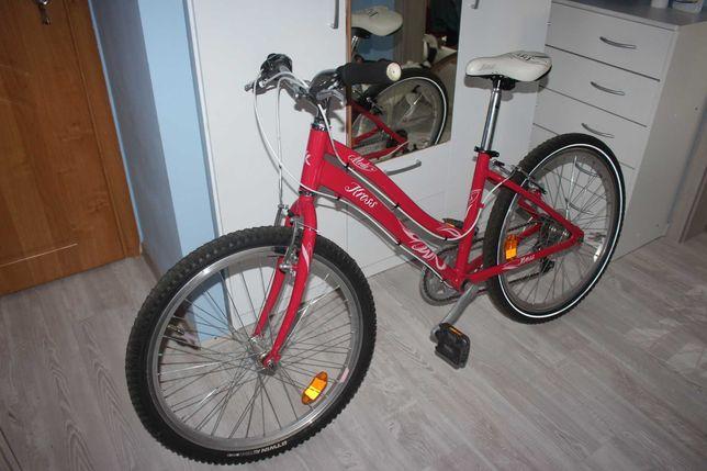 Rower Kross - dla dziewczynki