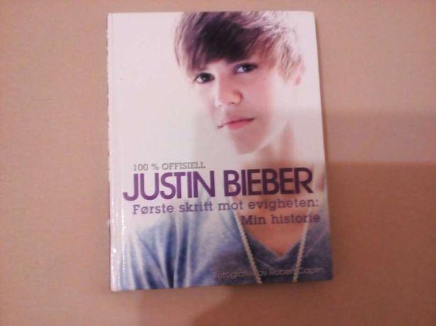 """Ksiazka""""Justin Bieber"""""""