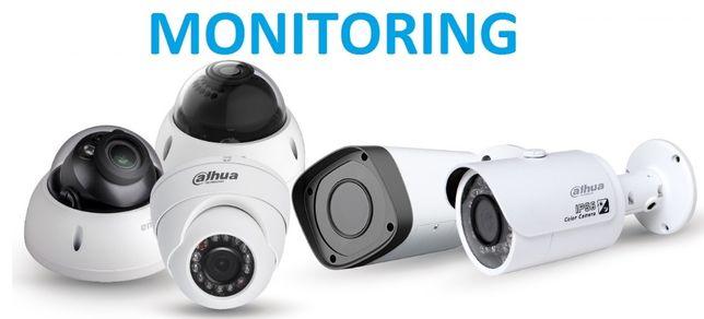 Montaż kamer, Monitoring, CCTV, Podgląd z z telefonu, TURAWA i okolice