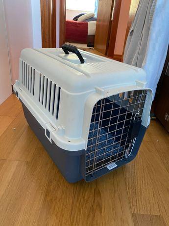 Caixas transportadoras para animais