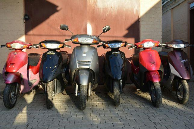 Скутер мопед Honda Dio Lead Fit