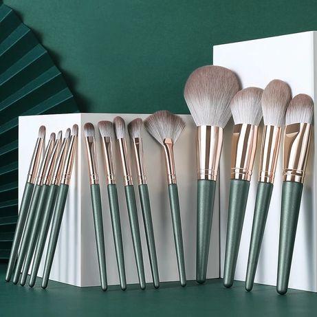 Кисти для макияжа; Набір Пензлики, Кісточки для Makeup