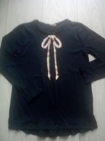 Koszulka bluzka Zara rozm. 140 jak nowa