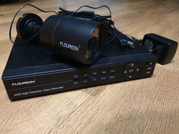 Zestaw do monitoringu rejestrator + kamera 2mpx