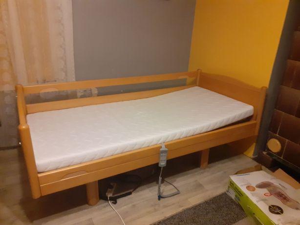 Łóżko rehabilitacyjne elektryczne + materac