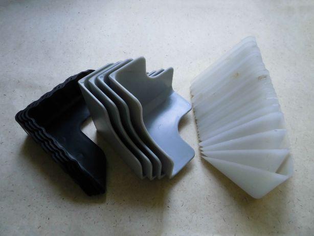 Угол защитный пластиковый