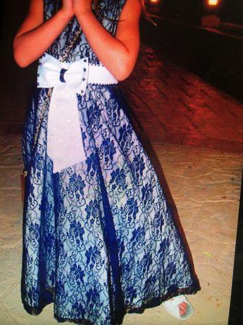Бальное платье детское