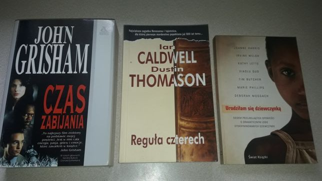 Książki różne.cena za sztukę. Możliwa wysyłka.