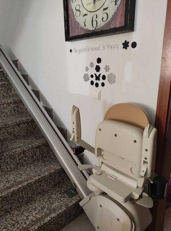 cadeira elevatória escadas