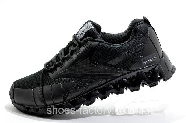 Мужские кроссовки Reebok ZIGWILD TR, Black, купить со скидкой