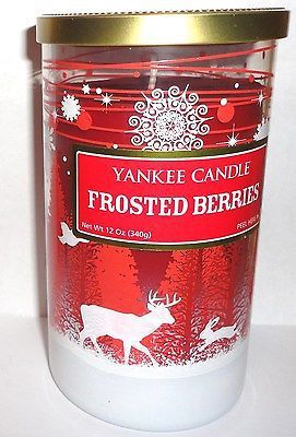 Yankee Candle Frosted Berries