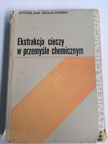Ekstrakcja cieczy w przemyśle chemicznym