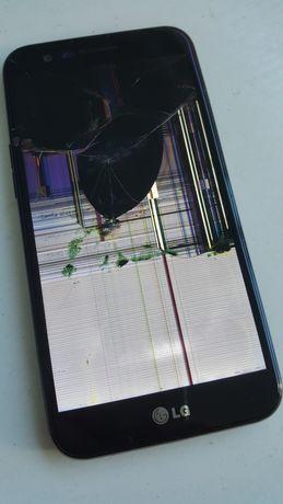 Lg k 10 telefon uszkodzony