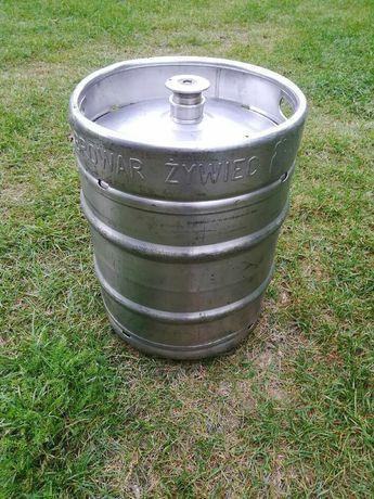 Keg po piwie 50 L