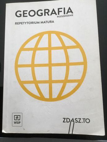 Podręcznik do geografii - repetytorium matura