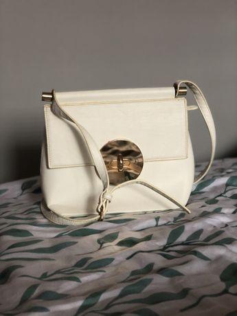Biała torebka Pabia