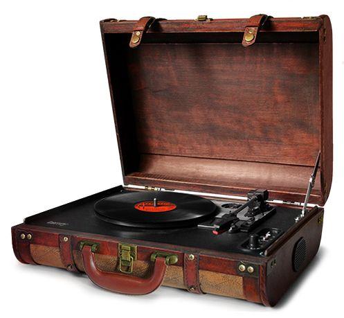 """Gramofon walizkowy """"CAMRY"""" CR 1149 - WYPRZEDAŻ!!!"""