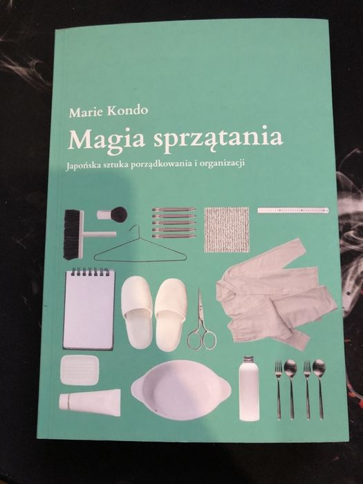"Marie Kondo ""Magia Sprzątania"" Tęgoborze - image 1"