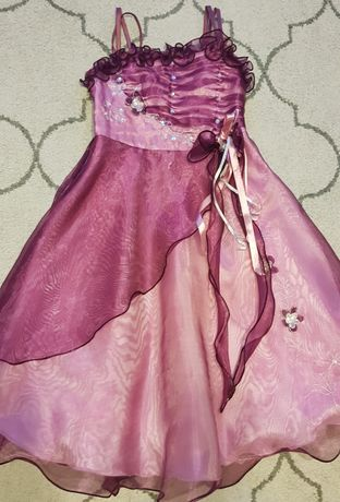 Sukienka rozmiar 116-122 na bal karnawałowy