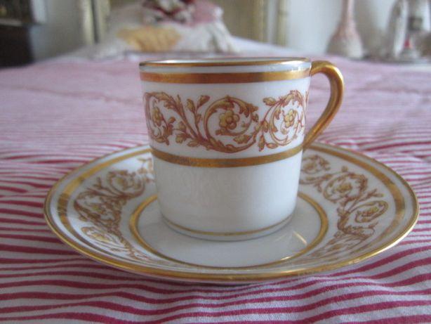 Elegantes Chávenas Café