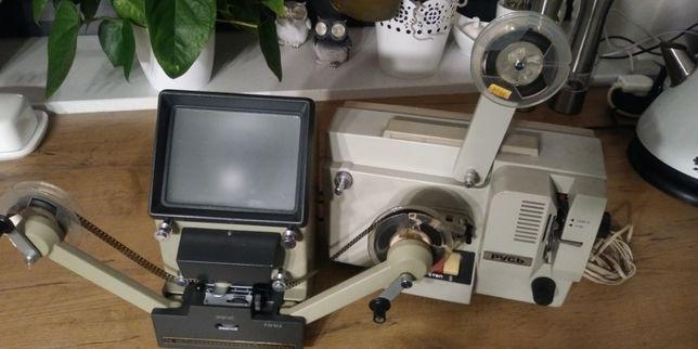 Projektor Filmowy Ryś 8 min+adapter do montowania filmu