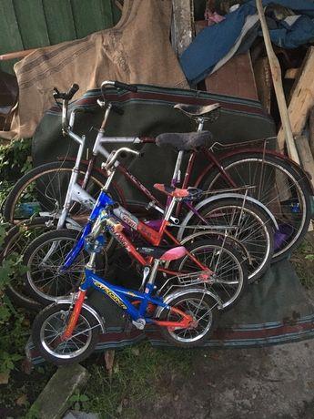 4 велосипеда