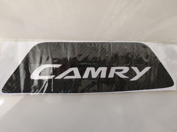 Наклейка на Тойота Камри Toyota Camry v30 v40 v50 v55 v70