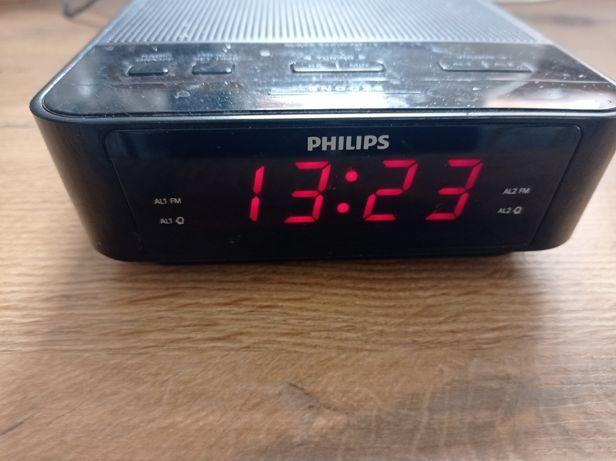 Philips Radiobudzik z cyfrowym strojeniem