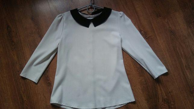 Bluzka biała rozmiar M/L