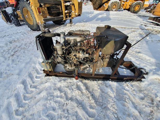 Silnik OM 621 VIII + skrzynia biegów