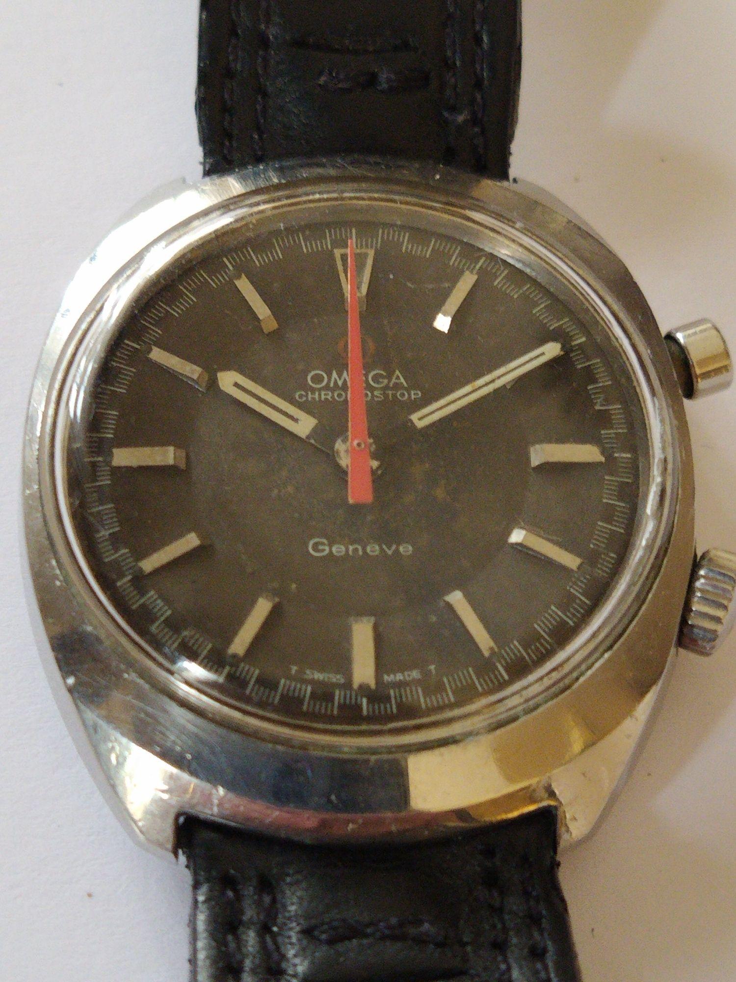 Relógio Omega Cronostop