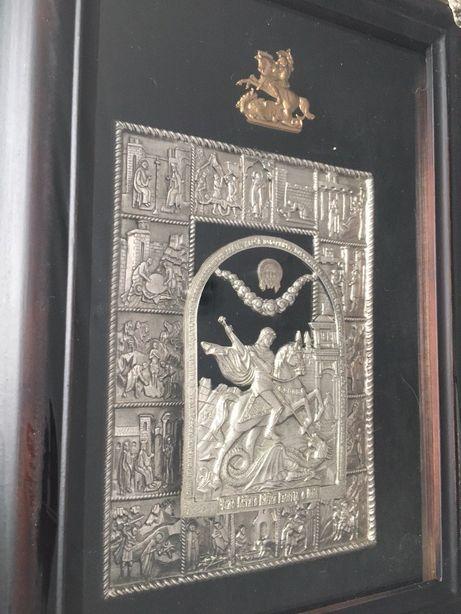 Икона Святого Георгия