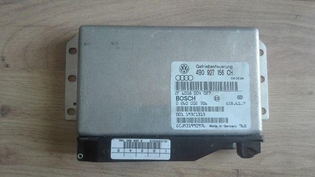 Sterownik skrzyni tiptronic ECF a6 s6 c5 4.2 v8