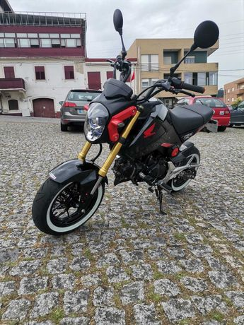 Honda MSX 125 OG