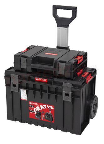 Skrzynia narzędziowa Qbrick One Cart + Toolcase