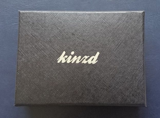 Kinzd® Ultra Thin Aluminum Metal Wallet RFID Blocking Credit Card Hold