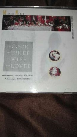 CD Michael Nyman, The cook,the thief,his wife,her lover OST