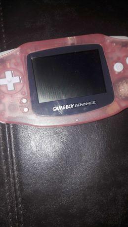 Gameboy advance rosa