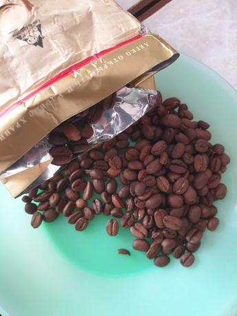 Кофе зерно для поделок 250грам даром