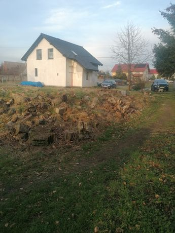 Gruz, cegły po stodole
